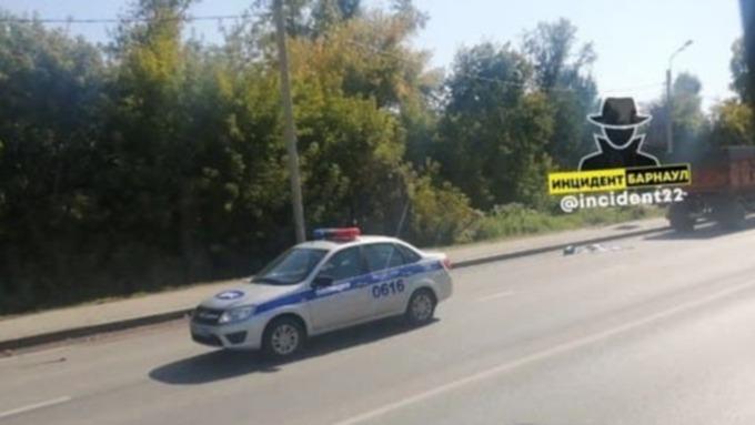 Суд арестовал водителя грузовика, который насмерть сбил трёх женщин в Барнауле