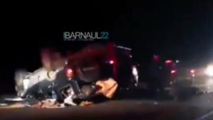 Мужчина погиб в ДТП с переворотом на трассе Барнаул – Рубцовск