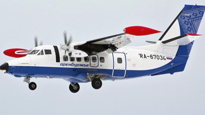 Самолёт L-410 совершил жёсткую посаду в Иркутской области