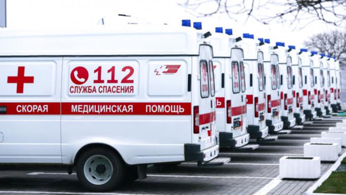 23 новых автомобиля поступят в медорганизации Алтайского края в 2021 году