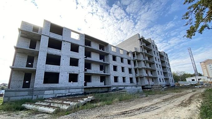 """Мэрия отдаст в залог Сбербанку 32 здания, чтобы достроить ЖК """"Парковый"""""""