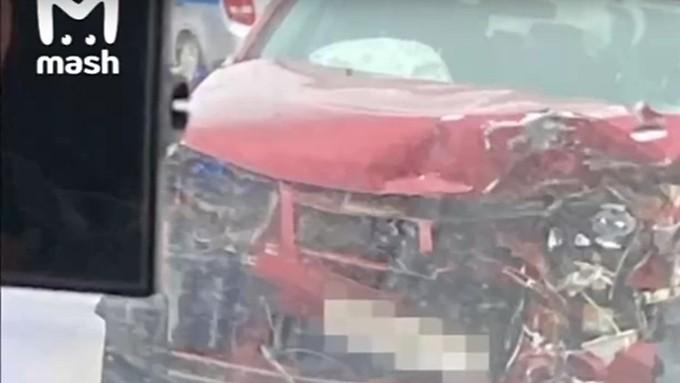 Ребёнок в коме. В Сыктывкаре водитель сбила школьника и женщину