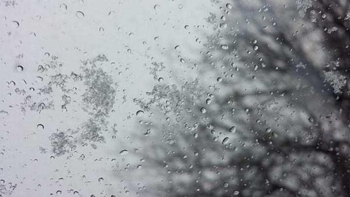 Дождь с мокрым снегом. О погоде в Алтайском крае 2 октября
