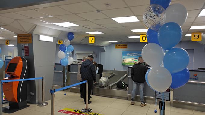 Первый авиарейс Барнаул – Норильск состоялся после 10-летнего переыва