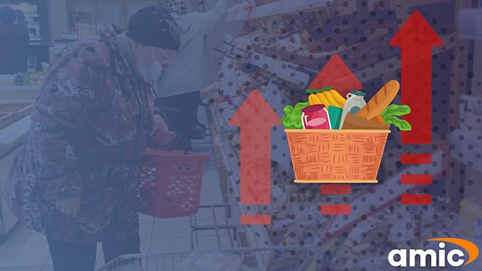 """В МРОТ не влезет. Как подорожали продукты на Алтае и на сколько """"полегчали"""" наши корзины?"""