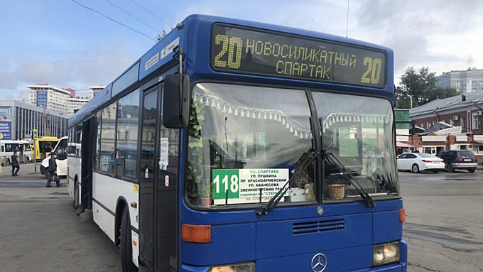 Цены на проезд в общественном транспорте Барнаула могут поднять сразу на пять рублей