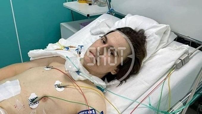 Общается записками: опубликовано первое фото пермского стрелка из больницы