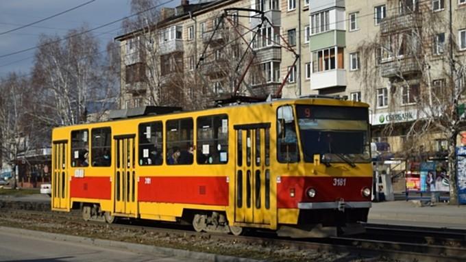 Новую трамвайную развязку построят на время ремонта моста у Нового рынка в Барнауле