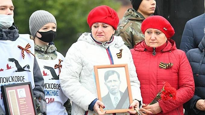 Троих алтайских солдат, погибших во время ВОВ, захоронят на малой родине