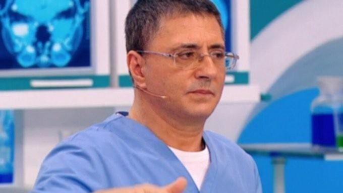 Доктор Мясников объяснил, почему привитые от коронавируса попадают в реанимацию