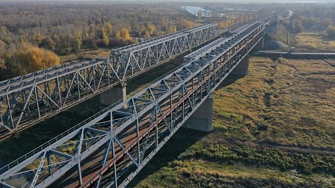 Официально. Движение по Старому мосту в Барнауле откроют 20 октября