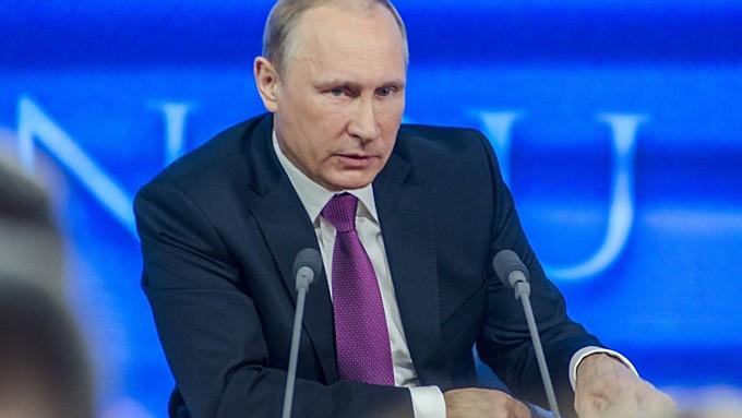 """Путин объяснил свое """"покашливание"""" и рассказал о своем здоровье"""