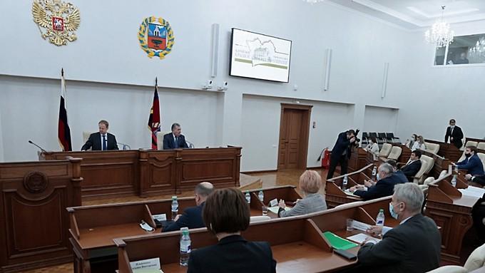 Краевым бюджетникам пообещали проиндексировать зарплаты на 16% с января 2022 года