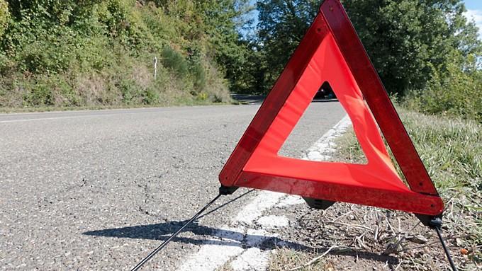 Автомобиль сбил пешехода с ребёнком на руках в Рубцовске