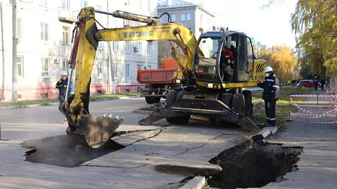 Более 8 тысяч барнаульцев остались без тепла из-за повреждения трубопровода на Деповской