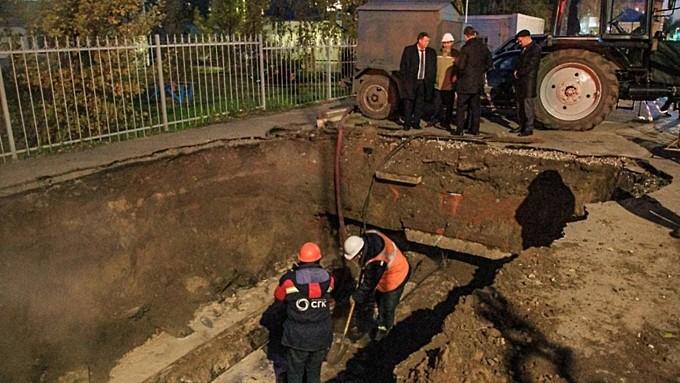 Почти 5 тысяч жителей центра Барнаула останутся без отопления до утра 15 октября