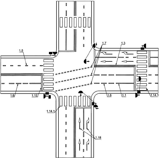10.1 Правил дорожного движения