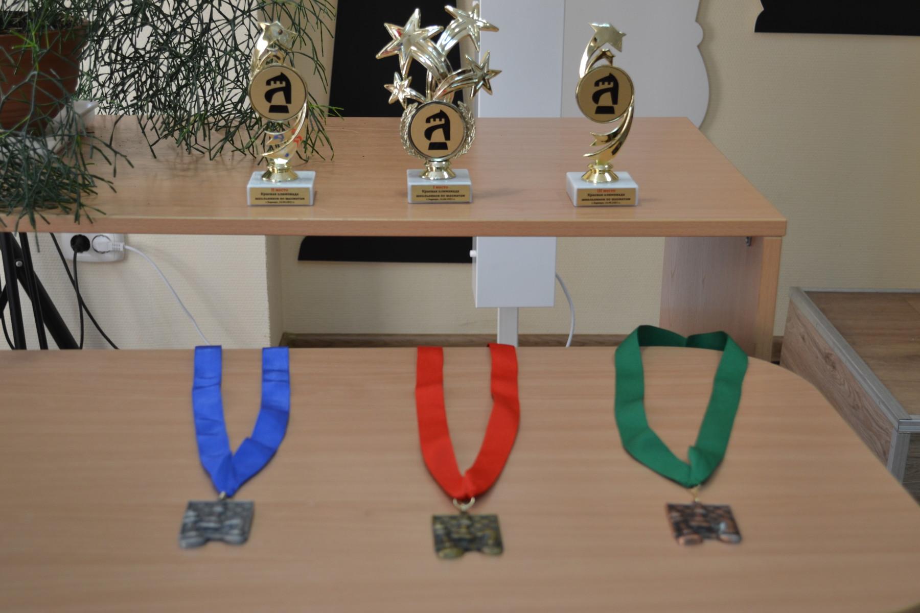 Турнир с чаепитием. В Барнауле прошёл финал краевой школьной олимпиады по шахматам