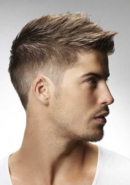 Популярные мужские причёски 2016