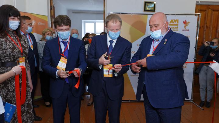 Немного волшебники. Как в Алтайском крае открывали первый центр поддержки волонтерства