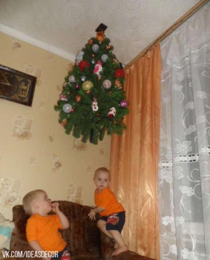 Куда на новый год с маленькими детьми