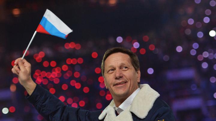 Спортсмены могут пройти под русским флагом после выполнения требований МОК— ОКР