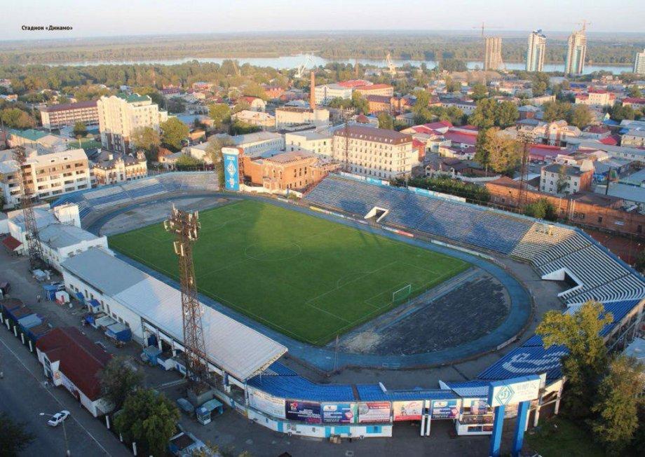 фото стадионов города барнаула спокойный момент